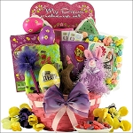 Egg-streme Glamour: Easter Gift Basket for Girls Ages 6 to 9 Years Old