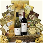 ESTANCIA DUET: WINE GIFT BASKET