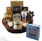 Forever Remembered Sympathy Gift Basket