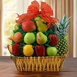 Fruit Lover's Delight Gift Basket