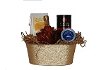 Good As Gold Breakfast Basket