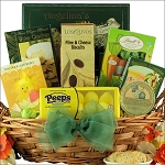 Gourmet Easter Wishes: Gourmet Gift Basket