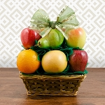 Heartfelt Condolences All Fruit Shiva Gift Basket