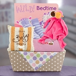 Baby Girl Nap Time Gift Basket