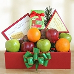 Holiday Fruit Fusion Gift Basket