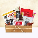 Meat Lover's Jerkey Gift Basket