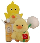 Lucky Ducky Jr. Baby Spa Gift Basket