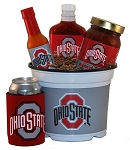 Ohio State University Tailgate Grilling Gift Basket