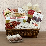 It's Party Time Gourmet Gift Basket