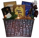 Remembering With Love Sympathy Gift Basket - Small
