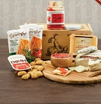 Say Cheese and Crackers Gift Box