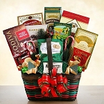 Seasons Greetings Gourmet Merrymaker Gift Basket