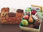 Showstopper Fruit and Gourmet Gift Basket