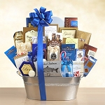 Silver & Blue Special Delivery Gourmet