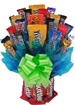 Skittles™  & More Candy Gift Bouquet