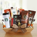 Starbucks Autumn Fireside Delights Gift Tray