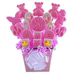 Sweet Baby Girl Lollipop Bouquet