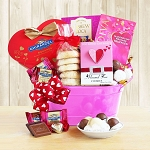 Valentine Sweets Gift Tin
