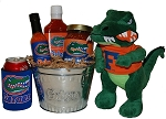 University of Florida Tailgate Grilling Gift Basket