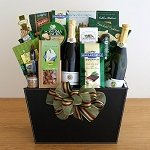 Wine Country Favorites Gourmet Gift Basket