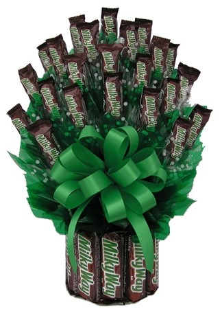 All Milkyway™  Candy Gift Bouquet