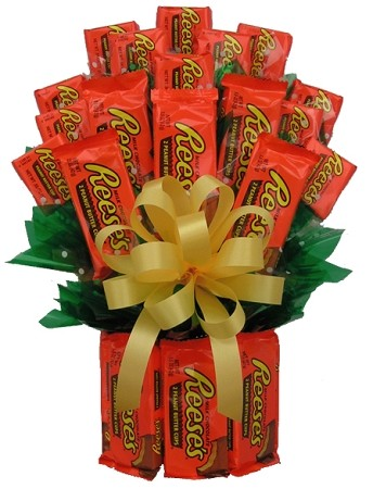 All Reese's™ Candy Gift Bouquet