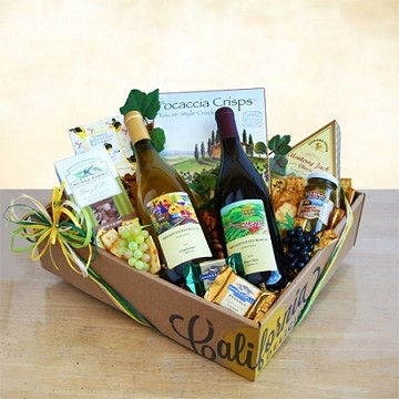 Best of California Delicious Gift Box