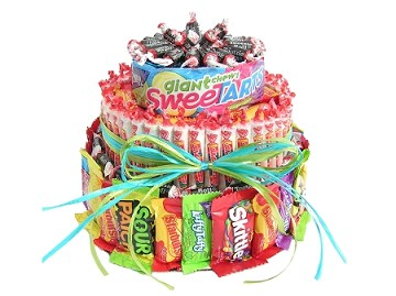 Candy Cake Gift