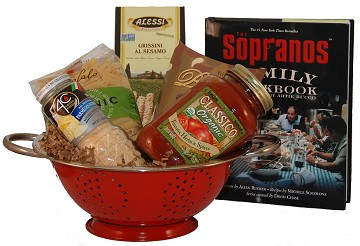 Family Supper° Pasta Gift Basket