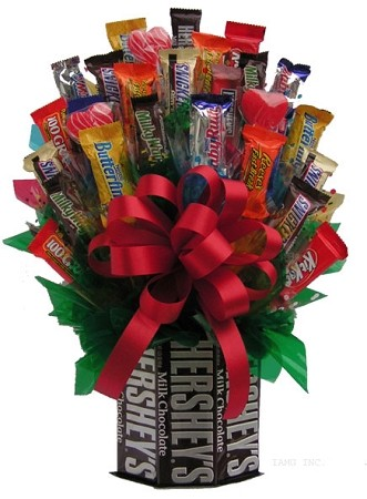 Hershey's™ & More Candy Gift Bouquet