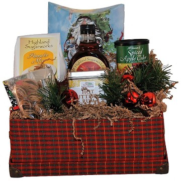 Holiday Season Sampler Gift Basket