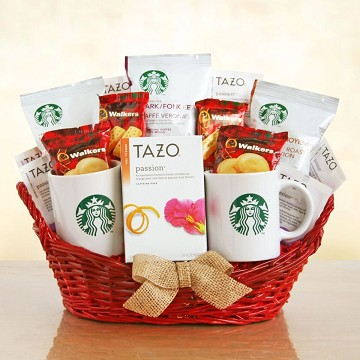 Starbucks for A Special Someone Gift Basket