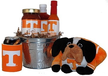 University of Tennessee Tailgate Grilling Gift Basket