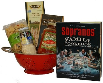 Family Supper Pasta Gift Basket