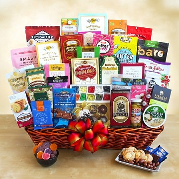 For the Party, Gourmet Gift Basket