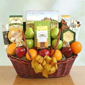 Share the Health Gift Basket