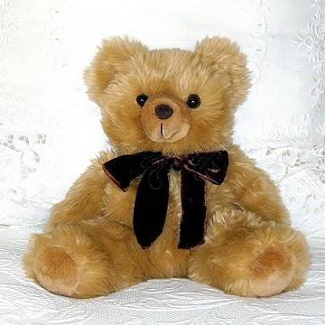 Sooth-Eze Toasty Honey Bear - Aroma Therapy Teddy Bear