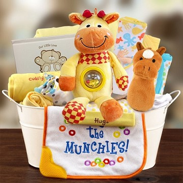 Welcome Home Baby Gift Basket Large